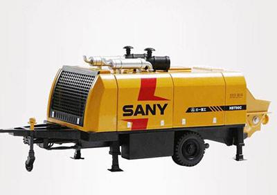 超高压输送泵