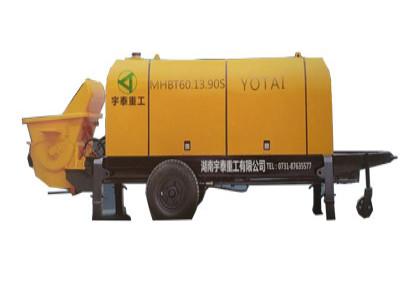 防爆型混凝土泵