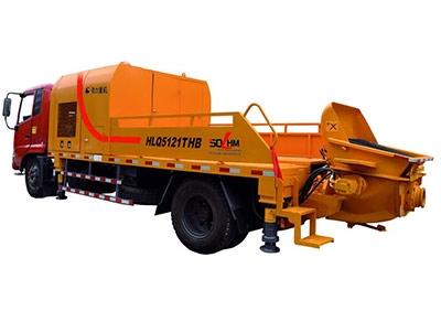 天津混凝土输送泵